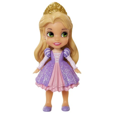 Princesas Disney - Mini Rapunzel