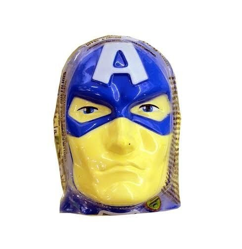 Head Hero Marvel - Capitão América