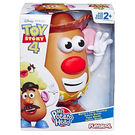 Senhor Cabeça de Batata Toy Story 4 Woody Sr. Cabeça de Batata