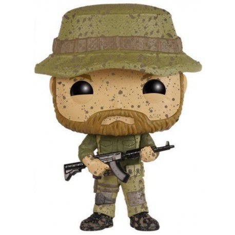 Pop Funko Call Of Duty Capt. John Price