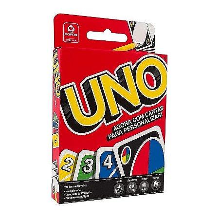 Jogo Uno Clássico - Copag