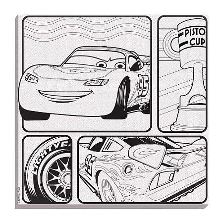 Disney Kit de Pintura Carros DTC