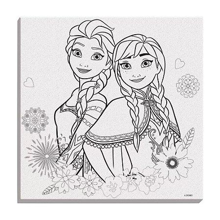 Disney Kit de Pintura Frozen DTC