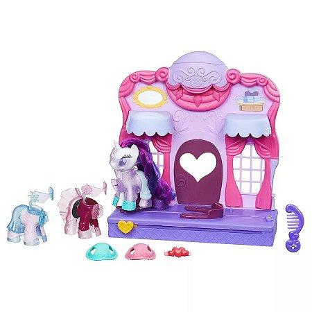 Conjunto My Little Pony Boutique de Moda Rarity