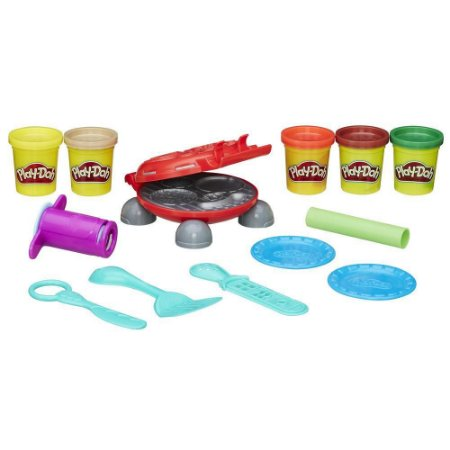 Conjunto Festa Do Hambúrguer - Play Doh
