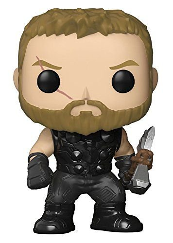 Pop Funko Thor Vingadores Infinity War