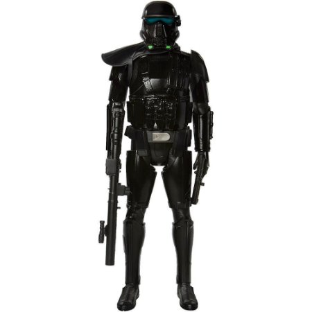 Boneco Death Trooper Rogue One Star Wars 50CM