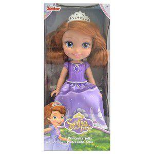 Boneca Princesa Sofia 23 CM