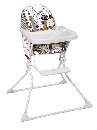 Cadeira de Alimentação Galzerano Alta Standard II Panda até 15 kg