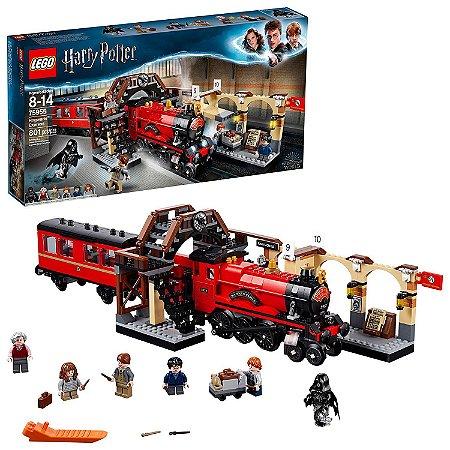 Lego Harry Potter Expresso Hogwarts 75955 800 peças