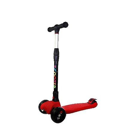 Skatenet Patins Sporting Scooter Regulagem De Altura