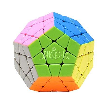 Cubo Mágico Megaminx 6x6 12 Lados Stickerless