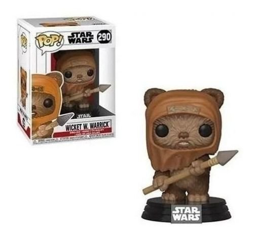 Pop Funko Star Wars Wicket W. Warrick (290)
