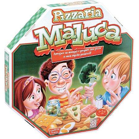 Jogo Pizzaria Maluca - grow