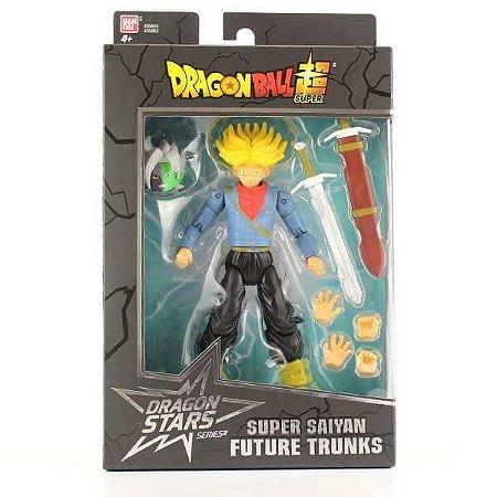 Dragon Ball Super Serie 3 Super Saiyan Future Trunks Bandai