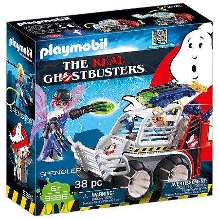 Brinquedo Playmobil Caça Fantasma Veiculo Esfera 9386