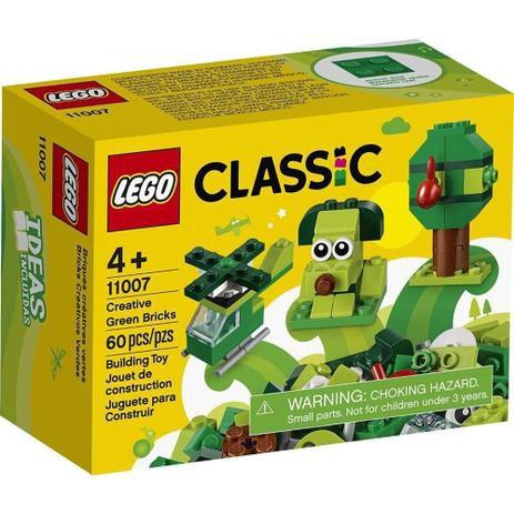 Lego Classic 11007 - 60 Peças