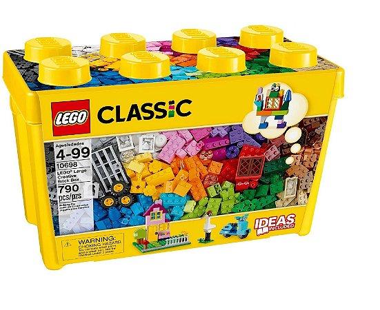 Lego Classic Large Creative Brick Box 10698 790 Peças