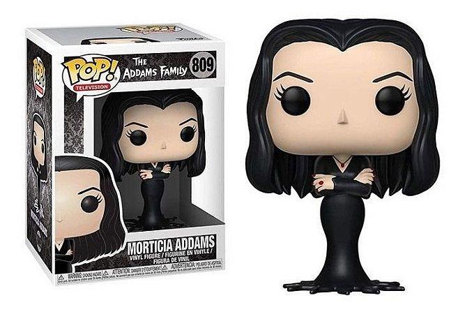 Pop Funko Morticia Addams A Familia Addams (809)