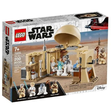 Lego Star Wars Obi-Wan's Hut 75270