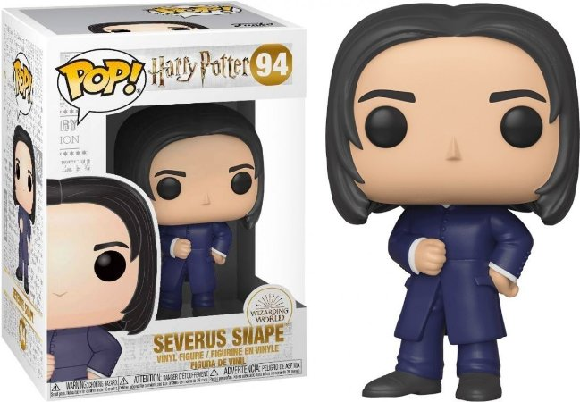 Pop Funko Harry Potter Severus Snape (94)