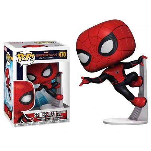 Spider-Man Longe De Casa Homem Aranha - Funko Pop (470)