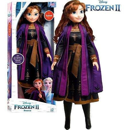 Boneca Anna My Size Frozen 2 Rosita