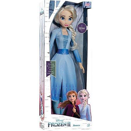 Boneca Elsa My Size Frozen 2
