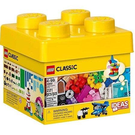 Peças Criativas 221 Peças 10692 - Lego Classic