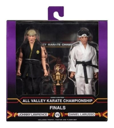 Boneco Karate Kid All Valley Karate Championship - Neca