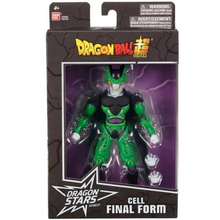 Boneco Dragon Ball Super - Cell Final Form - Bandai