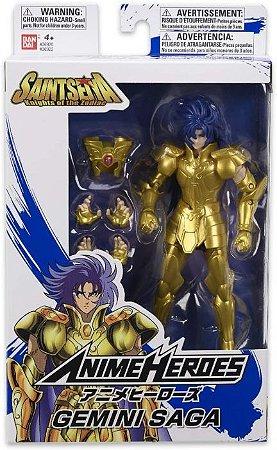 Saintseiya Cavaleiro dos Zodíaco - Gemini Saga - Bandai