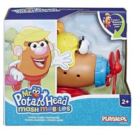 Boneco Cabeça de Batata Mr.Potato Head Mash Mobiles - Hasbro