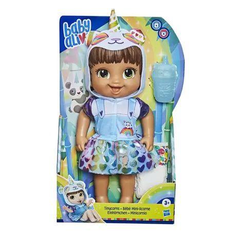 Boneca Baby Alive Minicornio E9422 - Mattel