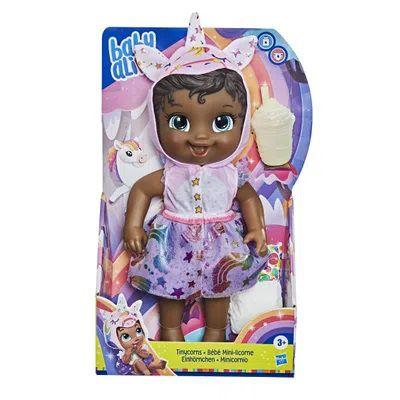 Boneca Baby Alive Minicornio E9166 - Mattel