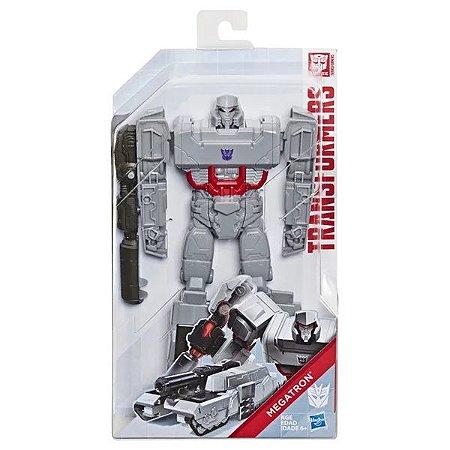 Boneco Transformers Titan Changers Megatron - Hasbro E5890