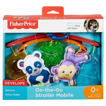 Móbile para Bebe Fisher Price Bichinhos de Pendurar