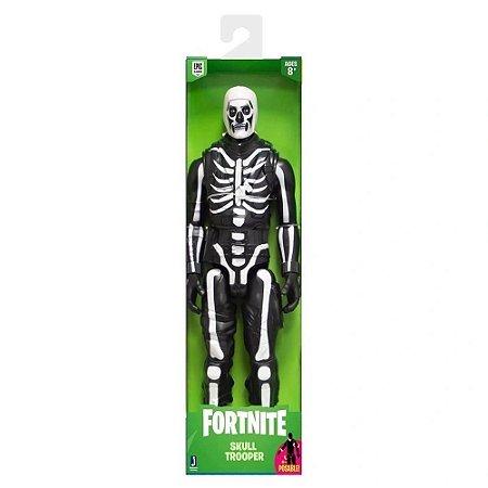 Boneco Fortnite Skull Trooper 30 Cm Série Vitória Sunny