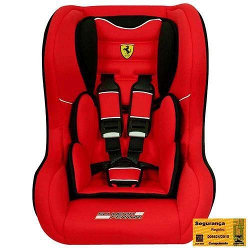 Cadeirinha Almofadada para Carro Ferrari Trio SP