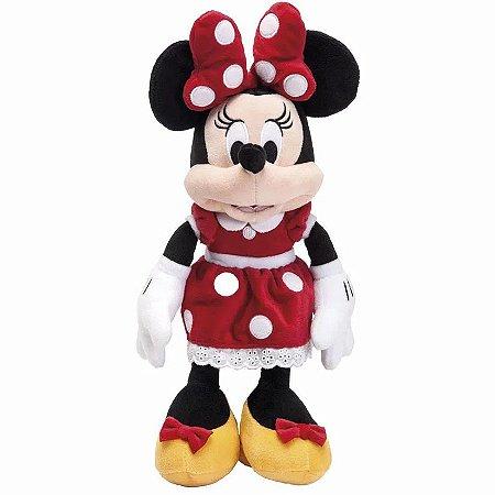Bichinho de Pelúcia Minnie Macio Disney - Fun