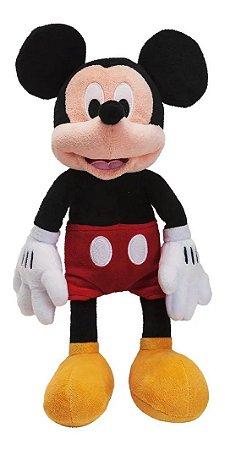 Bichinho de Pelúcia Mickey Disney - Fun