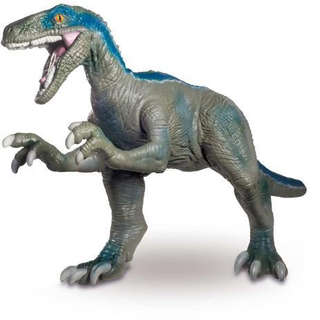 Dinossauro Articulado 67 Cm Jurassic World Blue Mimo