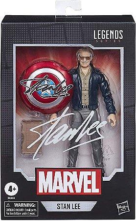 Boneco Colecionável Stan Lee Legends Series Hasbro