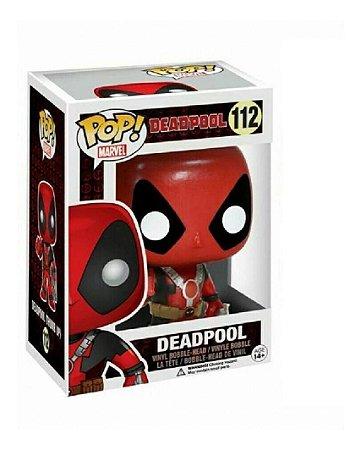 Pop Funko Deadpool Colecionável Marvel (112)