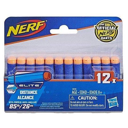 Dardo Nerf Elite 12 Unidades - Hasbro