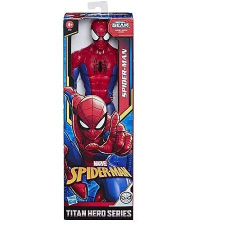 Boneco Homem-Aranha 30cm Articulado Titan Heroes Series