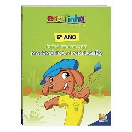 Escolinha Livro de Atividades Educativo Infantil 5° Ano