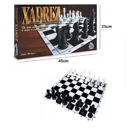 Jogo de Xadrez Clássico Interativo