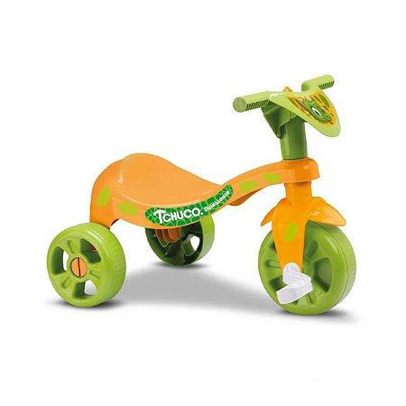 Triciclo Infantil Dinossauro Verde Velotrol Meninos