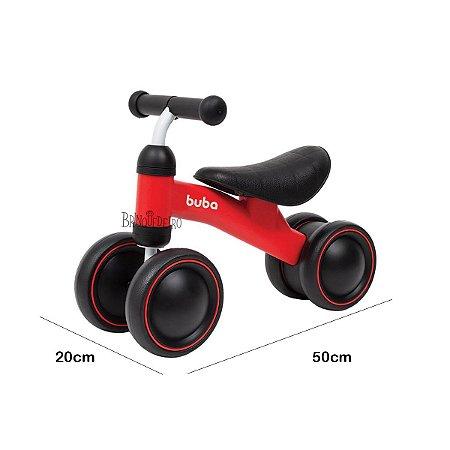 Bicicleta Andador Bebê Equilíbrio Buba